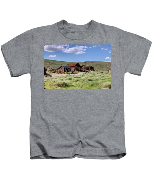 Deserted Dwellings Kids T-Shirt