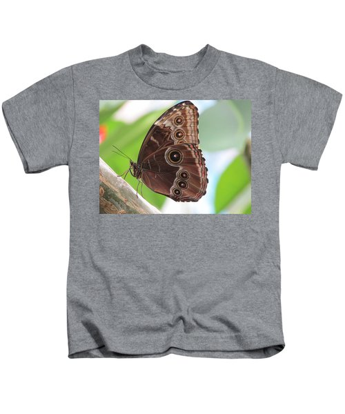 Detailed Wings Kids T-Shirt