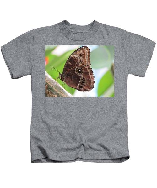 Detailed Wings Kids T-Shirt
