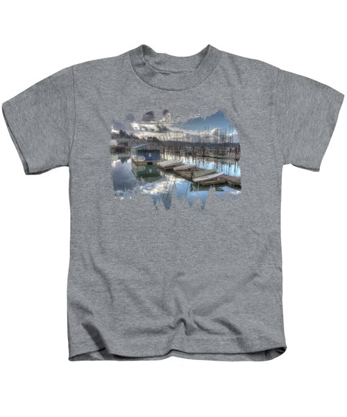 Dinghies For Rent Kids T-Shirt
