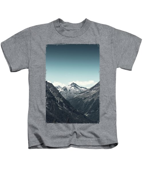 Distant Mountain Kids T-Shirt