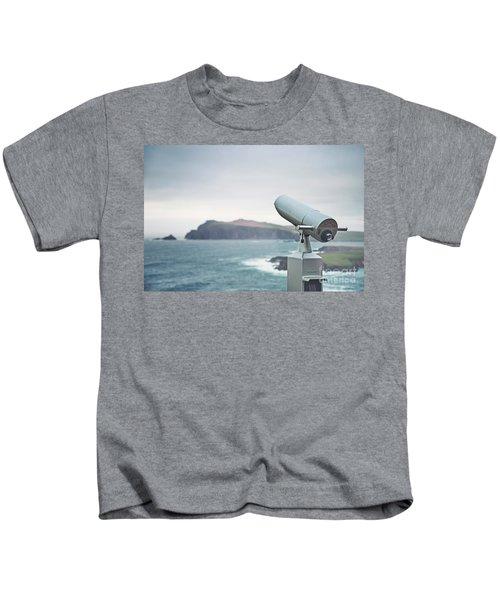 Distant Horizons Kids T-Shirt