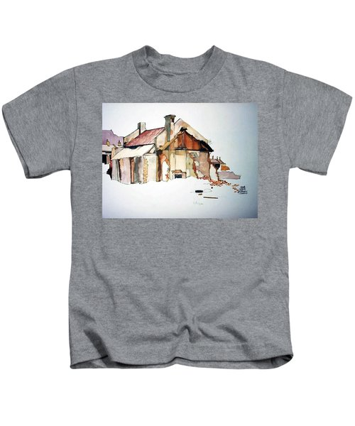 District 6 No 2 Kids T-Shirt