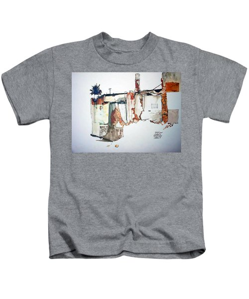 District 6 No 3 Kids T-Shirt