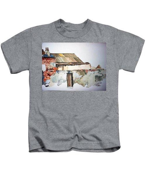 District 6 No 4 Kids T-Shirt