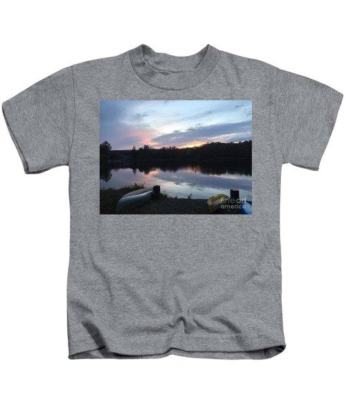 Dockside Pastels Kids T-Shirt