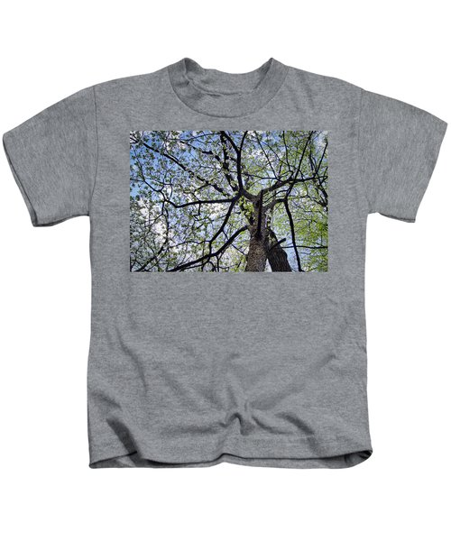 Dogwood Canopy Kids T-Shirt