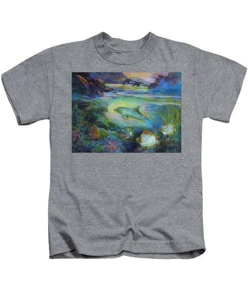 Dolphin Fantasy Kids T-Shirt