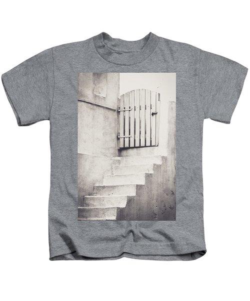 Door To Nowhere. Kids T-Shirt