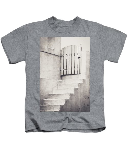 Door To Nowhere. Kids T-Shirt