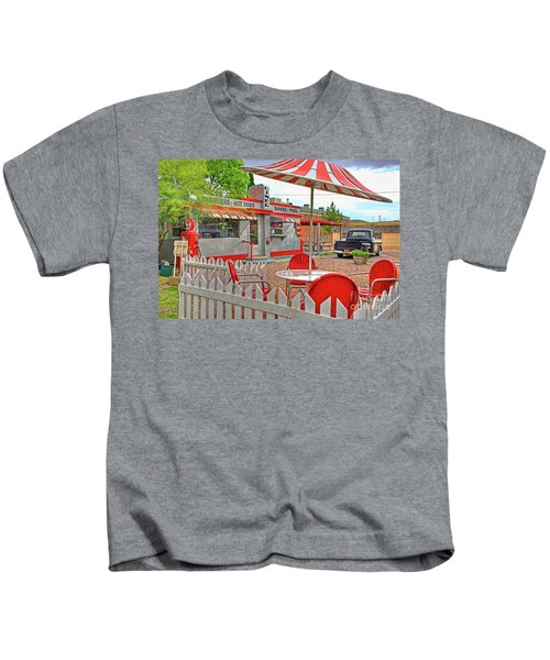 Dot's Diner In Bisbee Arizona Kids T-Shirt