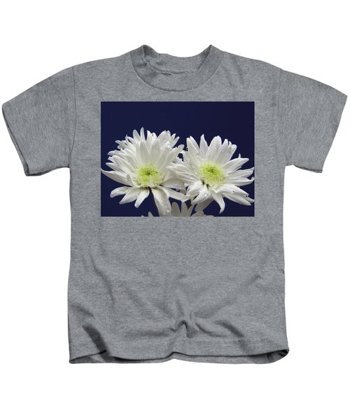 Double Dahlia Kids T-Shirt
