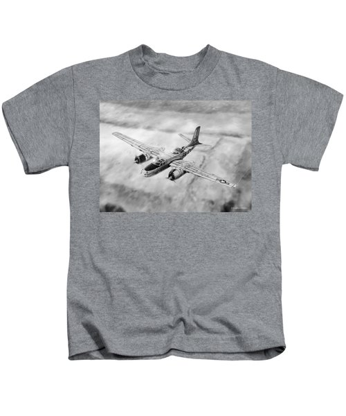 Douglas A-26 Invader Kids T-Shirt