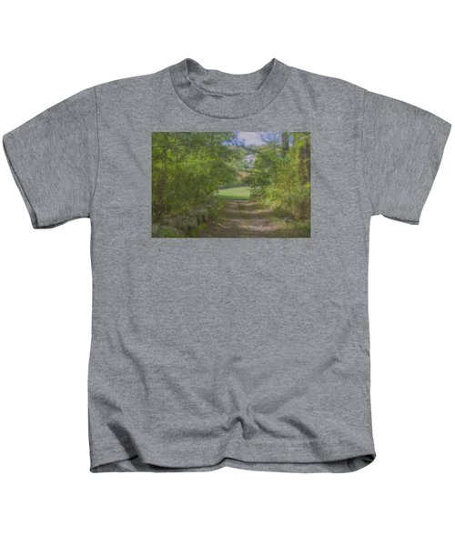 Down From The Mansion Kids T-Shirt