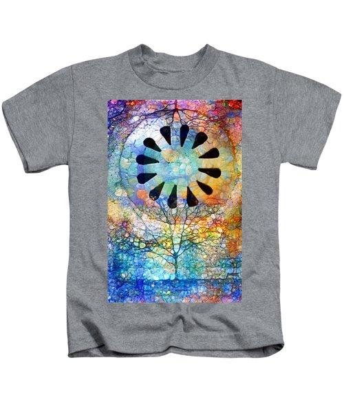 Down The Drain Kids T-Shirt