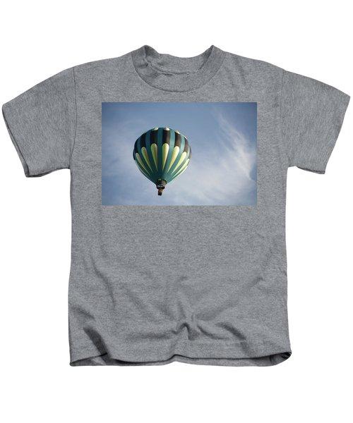 Dragon Cloud With Balloon Kids T-Shirt