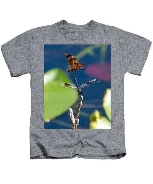Dragon Fly 195 Kids T-Shirt