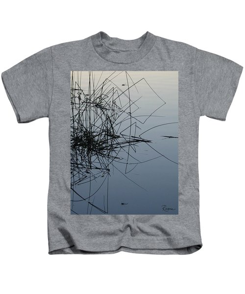 Dragonfly Reflections Kids T-Shirt