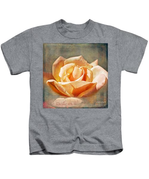 Dream Kids T-Shirt by Linda Lees