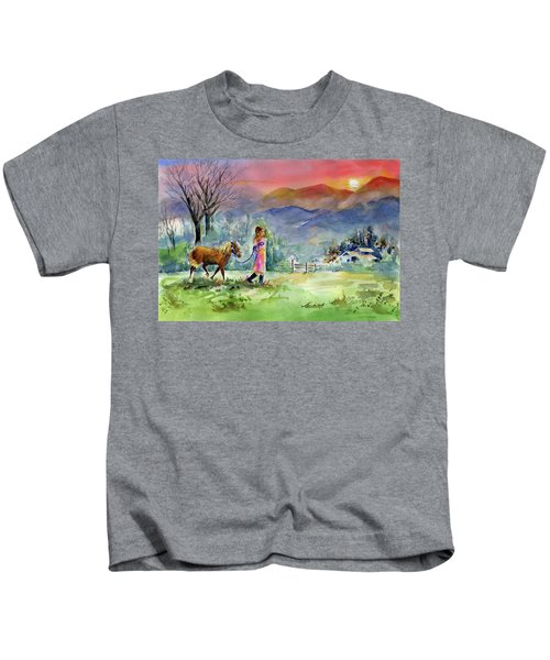Dreaming Big Kids T-Shirt