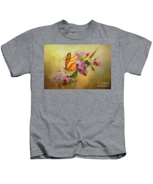 Dreaming Of Spring Kids T-Shirt