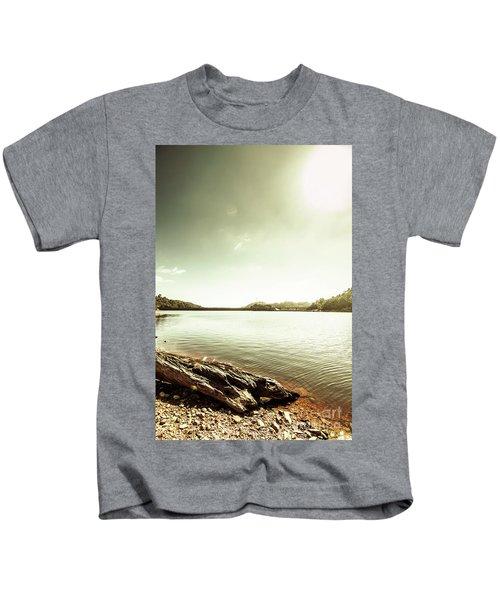 Driftwood Lakes Kids T-Shirt