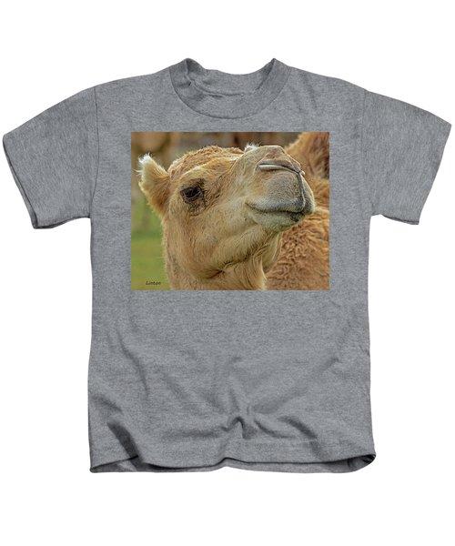 Dromedary Or Arabian Camel Kids T-Shirt