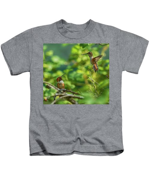 Dropped In Kids T-Shirt