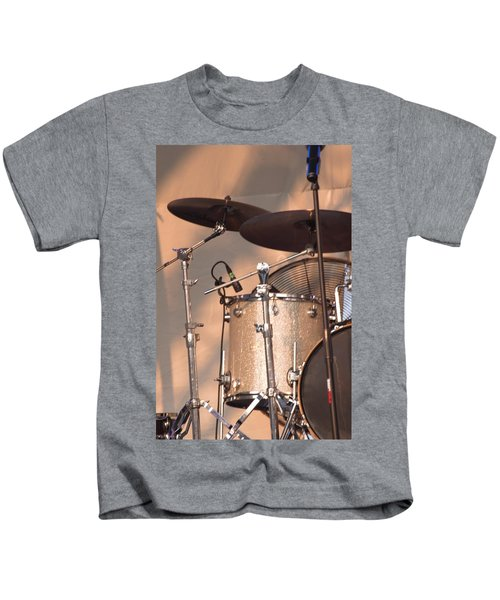 Drum Set Kids T-Shirt