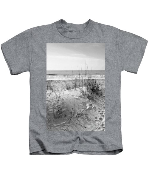 Dune - Black And White Kids T-Shirt