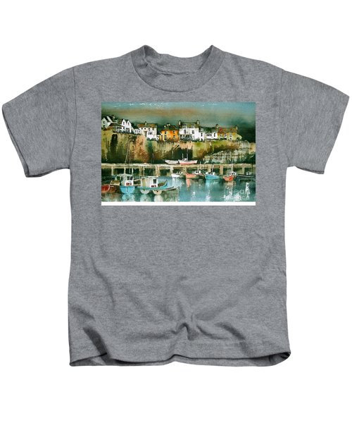 Dunmore East, Waterford Kids T-Shirt