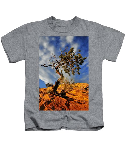 Dusk Dance Kids T-Shirt