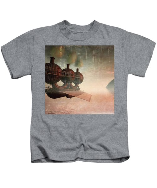 Early Departure - A Piece Of Work From Kids T-Shirt