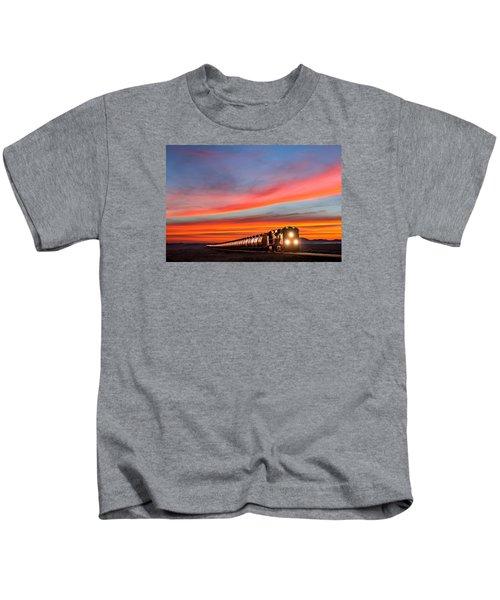 Early Morning Haul Kids T-Shirt