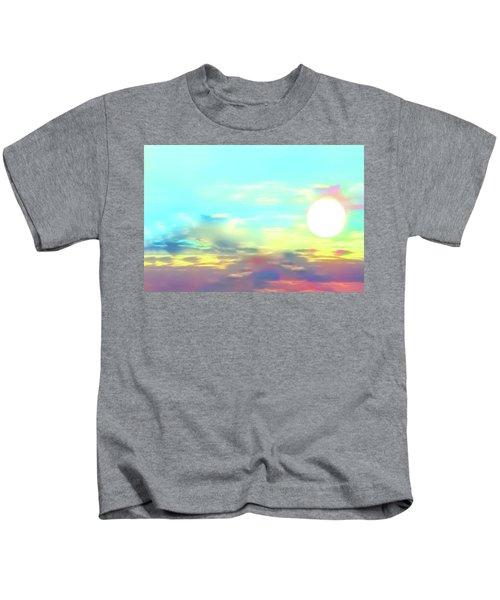 Early Morning Rise- Kids T-Shirt