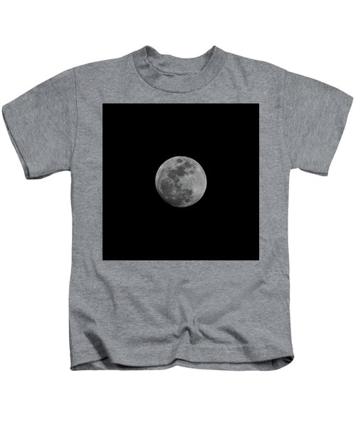 Early Spring Moon 2017 Kids T-Shirt
