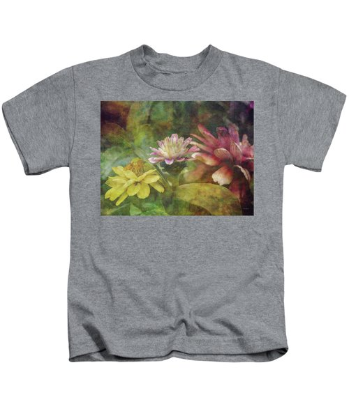 Early Summer Flowers 1304 Idp_2 Kids T-Shirt