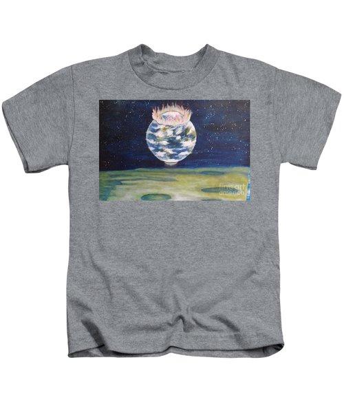 Earth Aura Kids T-Shirt
