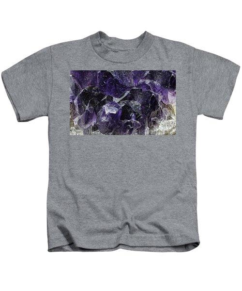 Earth Portrait 001-208 Kids T-Shirt