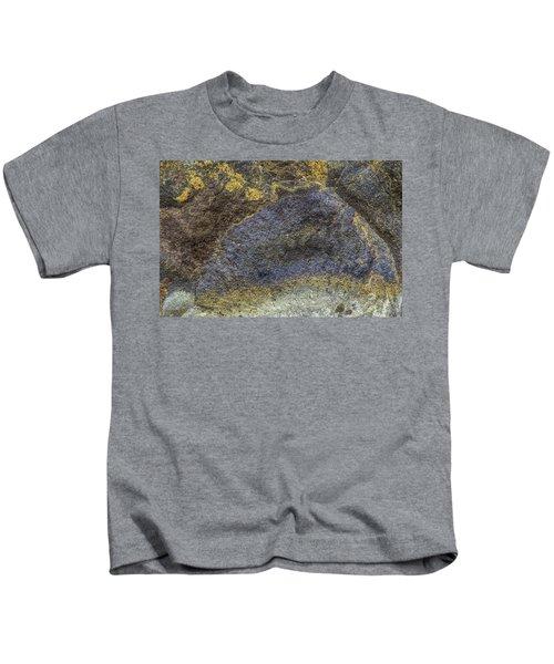 Earth Portrait 001-026 Kids T-Shirt