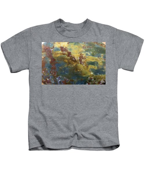 Earth Portrait 008 Kids T-Shirt