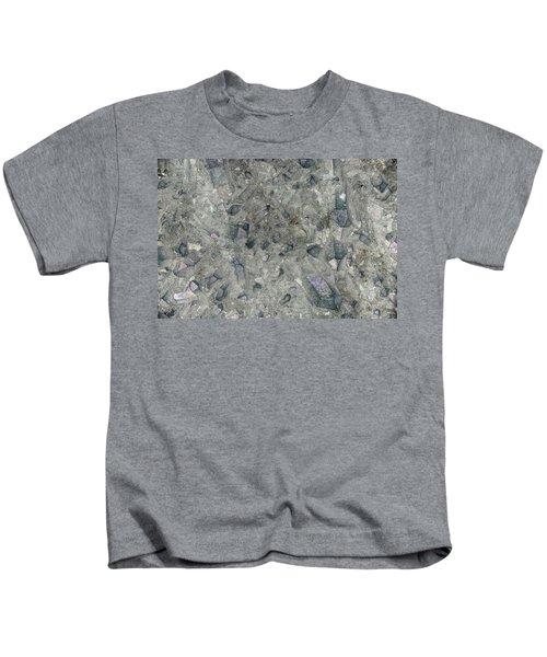 Earth Portrait 158 Kids T-Shirt