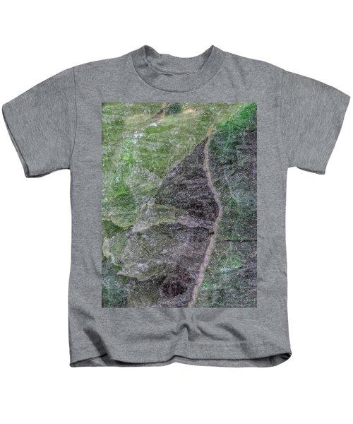 Earth Portrait 294 Kids T-Shirt
