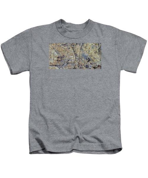 Earth Portrait L1 Kids T-Shirt