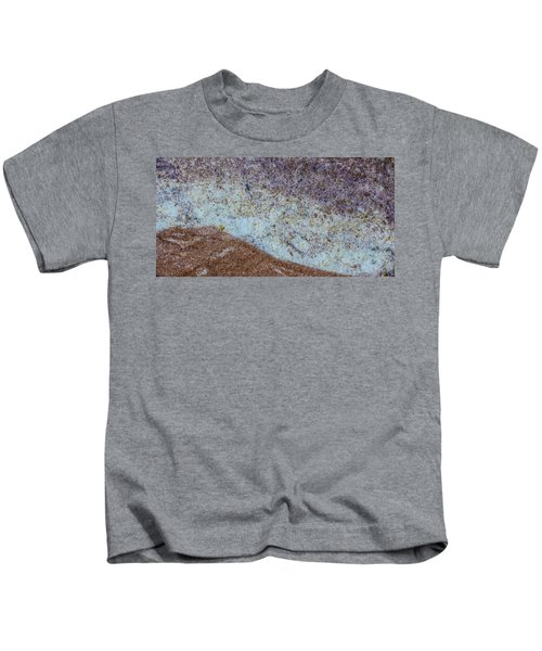 Earth Portrait L3 Kids T-Shirt