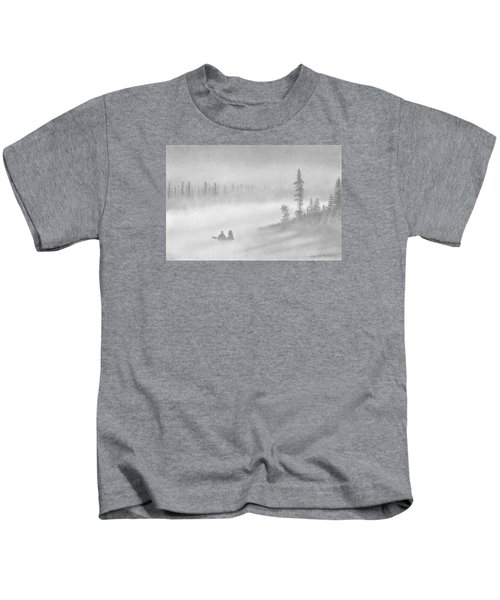 East Inlet Kids T-Shirt