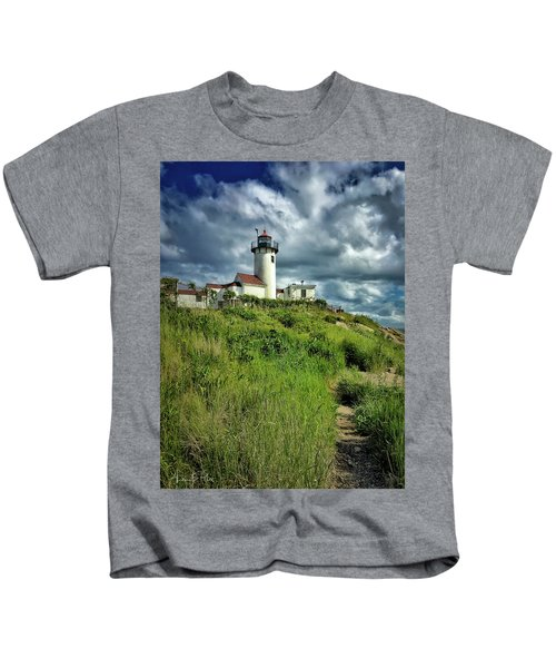 East Point Lighthouse Kids T-Shirt