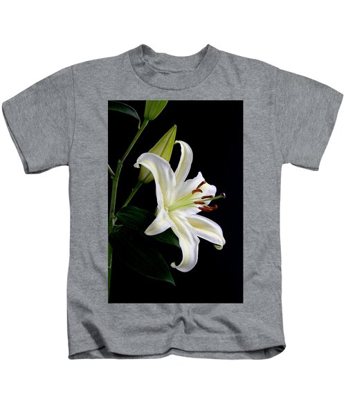 Easter Lily 5 Kids T-Shirt