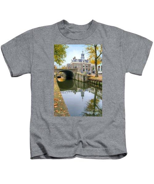 Edam Town Hall Kids T-Shirt