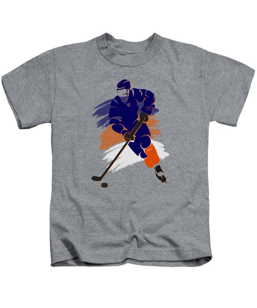 Edmonton Oilers Player Shirt Kids T-Shirt